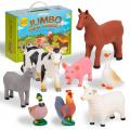 Learning Minds Jumbo Farm Animals