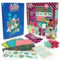 LOL Neon Scrapbook Set