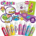 Cra-Z-Gels Deluxe 3D Sticker Set