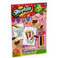 Shopkins Drawing Pad & Pencils