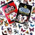 Tattoo Book - 280 Tattoos