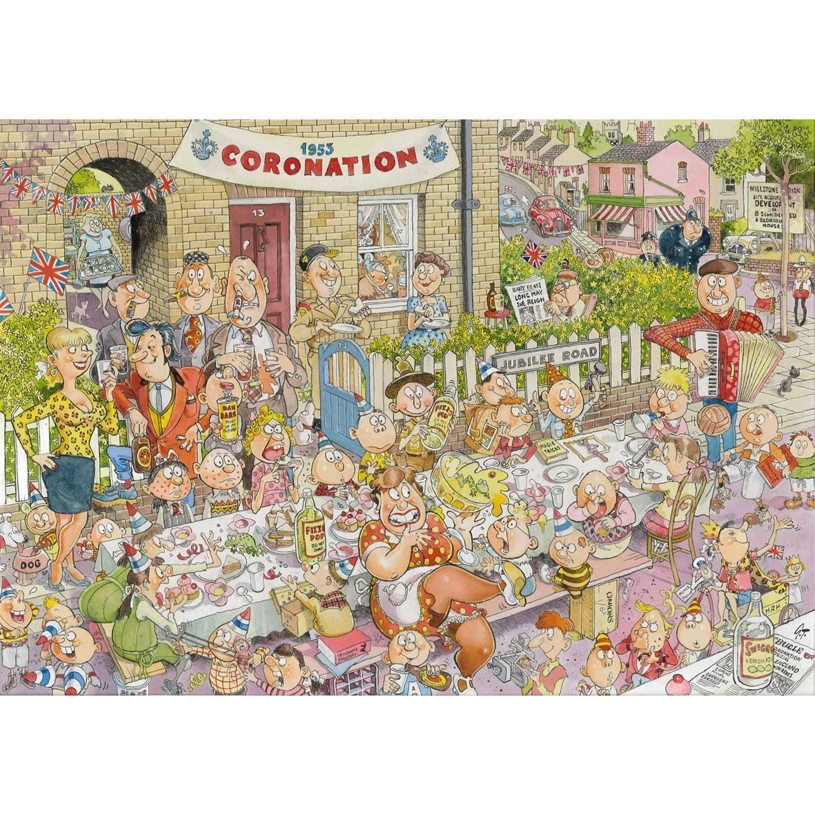 Adult free jigsaw puzzle