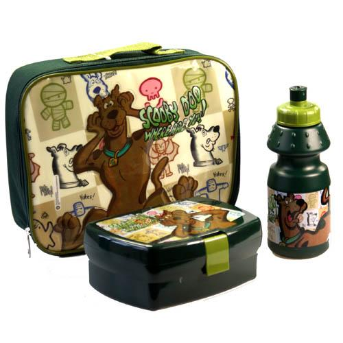 Scooby doo lunch box uk