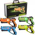 Strike Laser Tag 4 Player Pack