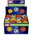 MY 3 Pack Hi Bounce Sports Balls