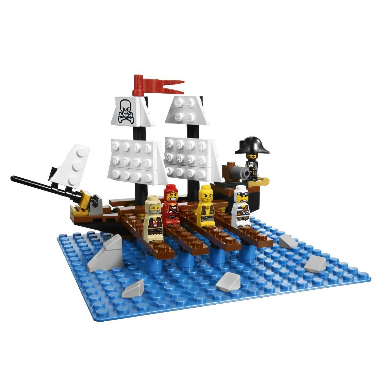 Toy Pirate Lego : New lego pirate plank mini figure board game toy ebay