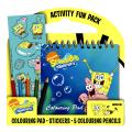 Sponge Bob Activity Fun Pack