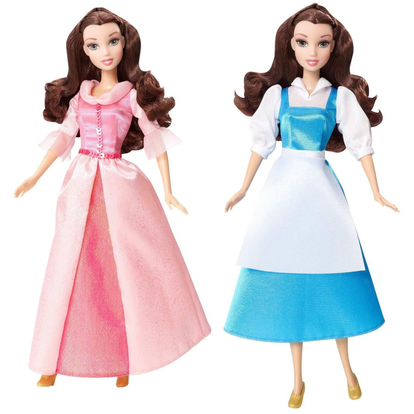Disney Princess Doll Clothes