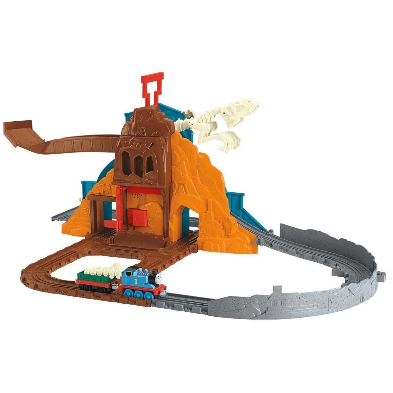 thomas fossil run train set instructions