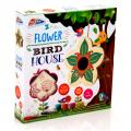 Make Your Own Wooden Flower Birdhouse