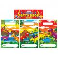 Dinosaur Party Bag 12 Pack