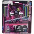 Monster High Deluxe Stationary Set