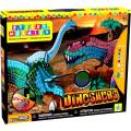 Sticky Mosaics Dinosaurs