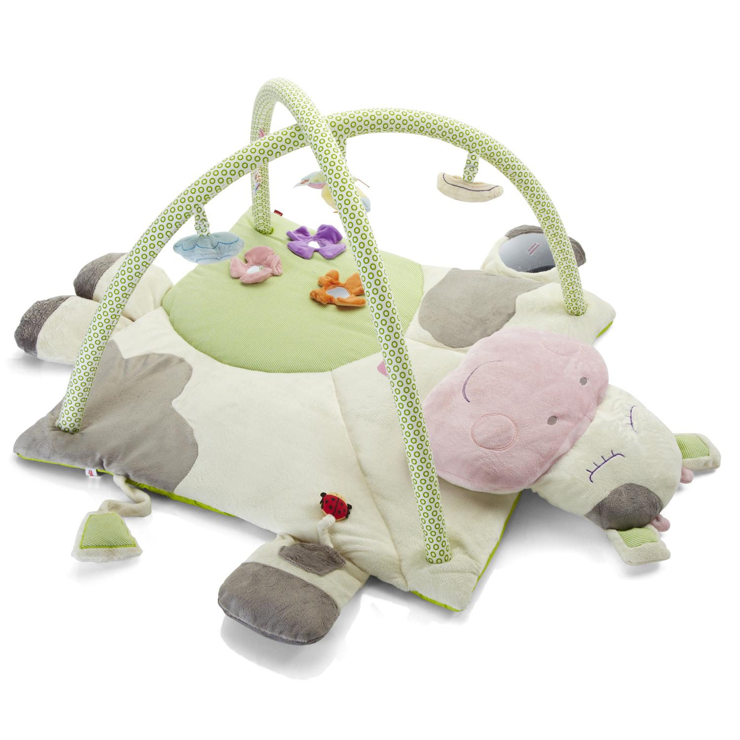 Baby Floor Toys : New celery cow friends luxury baby activity floor play