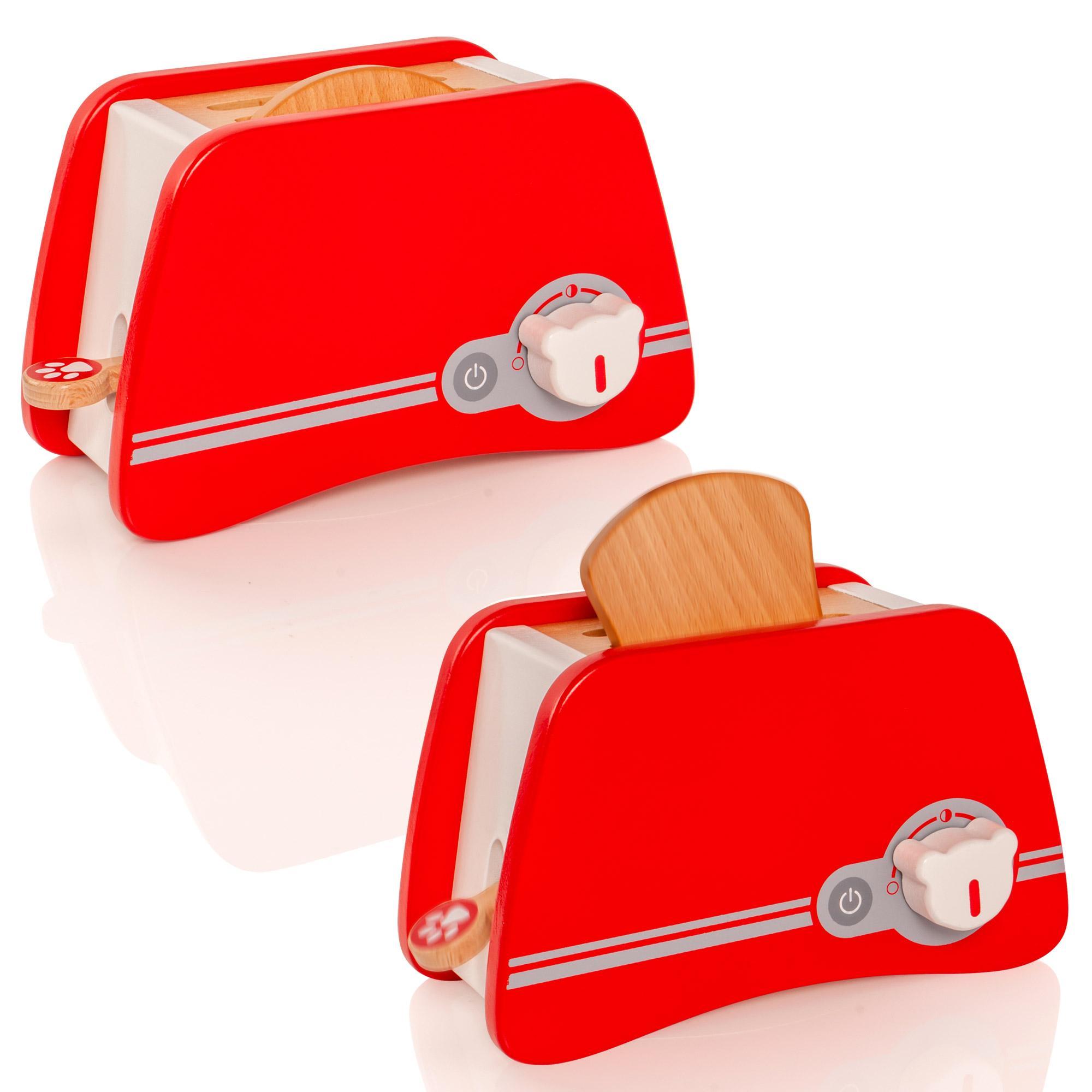 Kitchen Play Set Accessories Toaster