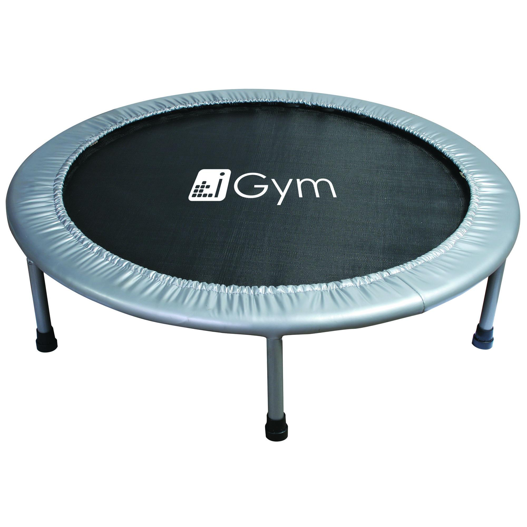 IGym Fitness Trampoline Indoor Exercise Mini Cardio