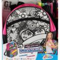 Colour Your Own Backpack