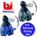 Premier Silicone Dive Set Large