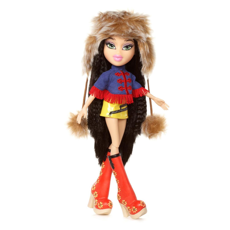 Bratz study abroad jade doll ebay Bratz fashion look and style doll