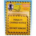 Parking Ticket 6 Pack