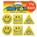 Smiley Face Puzzle Maze 6 Pack
