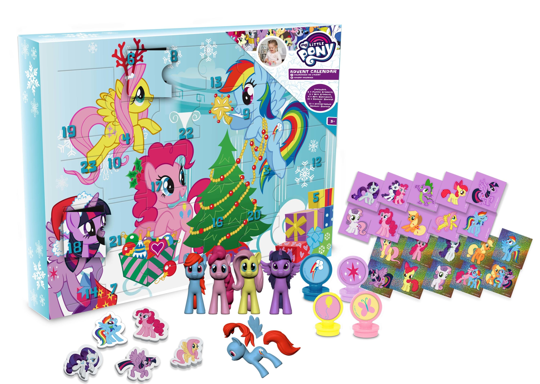 My Little Pony Childrens Kids Girls Activity Advent Calendar