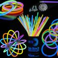 Glowz 100 Glow Sticks Tube