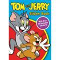 Tom & Jerry Sticker Book