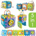 Tippi 6 in 1 Activity Cube