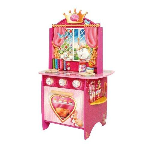 disney princess childrens wooden play set kitchen ebay