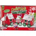 Snowman Express Train Set