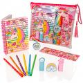 Style Girlz Unicorn Colouring Journal Set