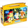 Jake Pirate 24 Piece Puzzle
