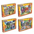 Superfriends 35 Piece Jigsaw Puzzle - Assortment