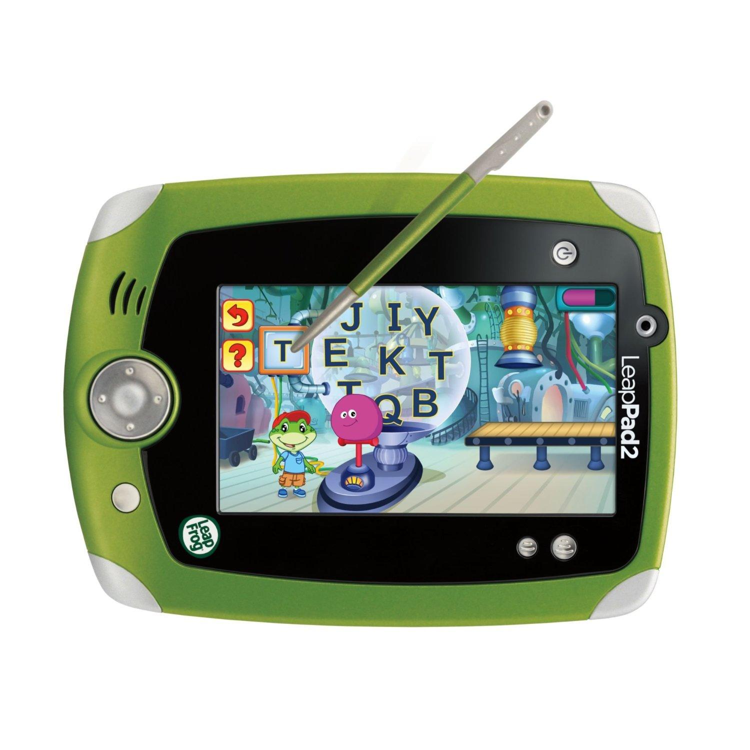 New LeapFrog LeapPad 2 and Leapster GS give Educational Gaming a Power Boost