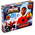 Spider-man Face Paint Set