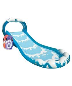 intex surf n slide instructions