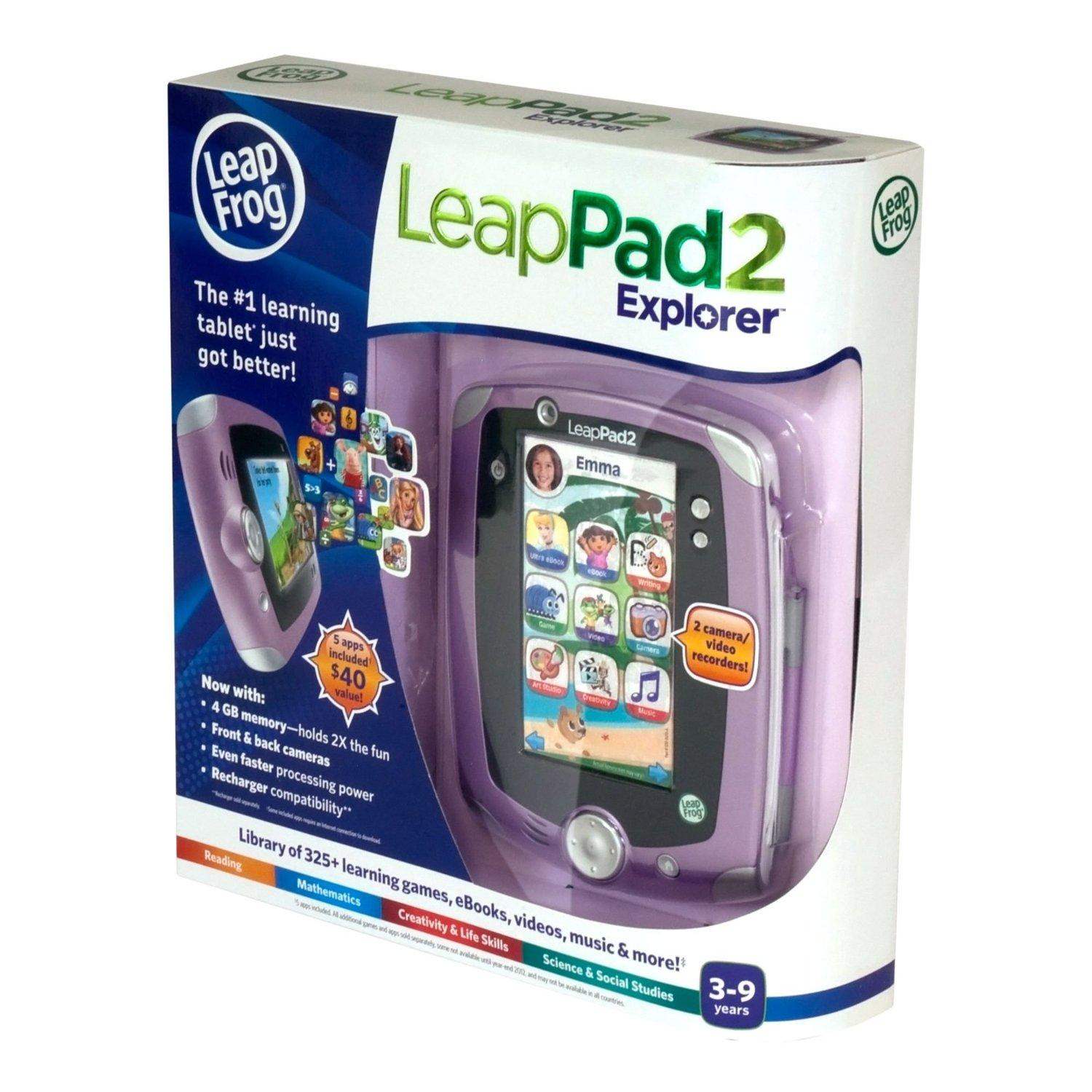 leapfrog leappad 2 Can i download an app to more than one device register a leappad, leapster exlorer, or leapreader to a leapfrog parent account missing driver message on mac.