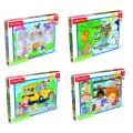 Fisher Price 20 Piece Puzzle - Assorted