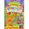 Moshi Monsters Game On Book