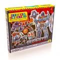Sticky Mosaics Robots
