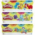 Play-doh Set of 3 (4 Packs)