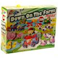 3D Down On The Farm Puzzle - Grafix Kids
