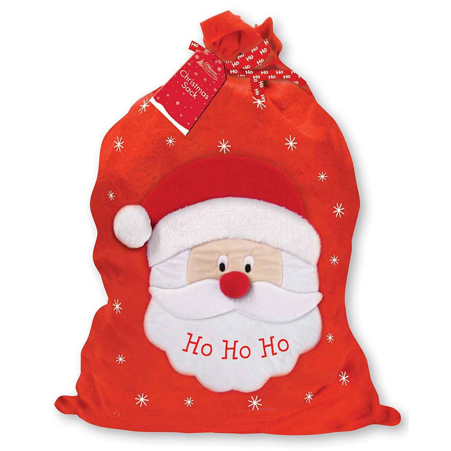 Giant felt christmas presents santa sack childrens kids