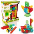 Learning Minds Stick 'n Build 35 Piece Blocks