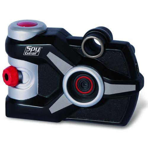 Spy Gear Mini Capture Cam Motion Sensor Activated