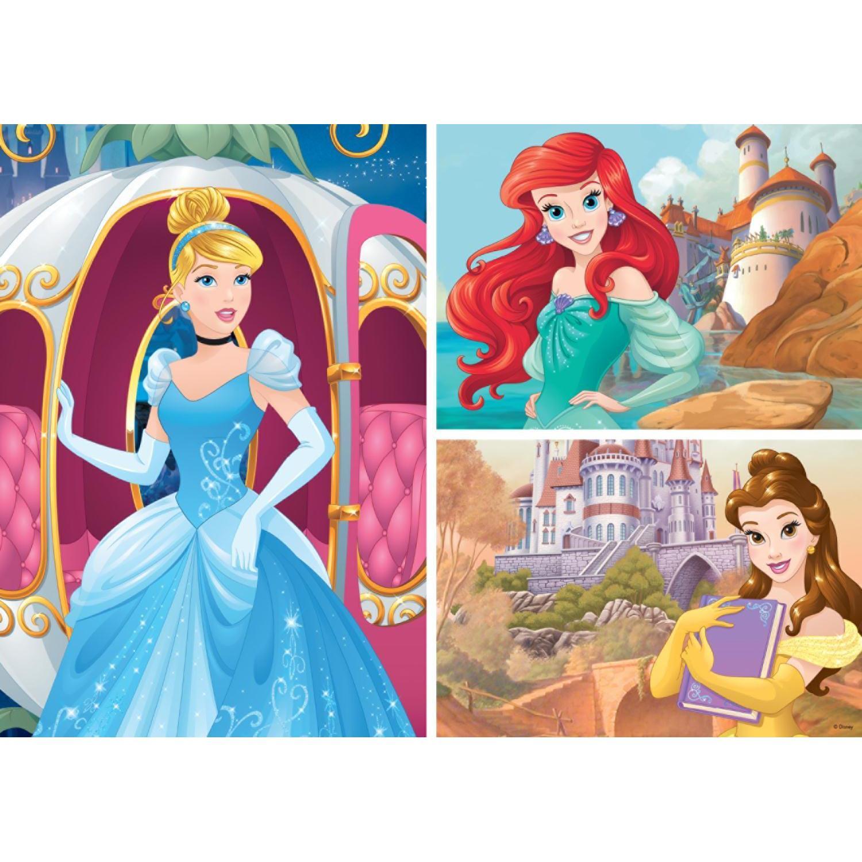 Disney Princess Extra Large 100 Piece Childrens Kids